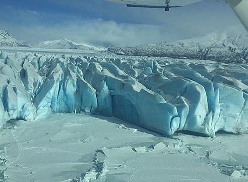Knik Glacier Flightseeing